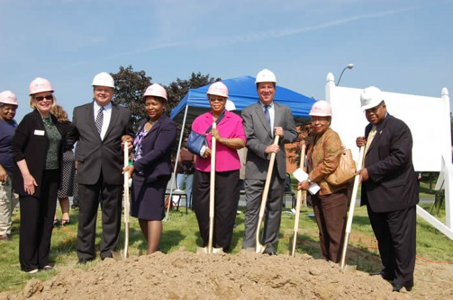 CDC Groundbreaking Ceremony