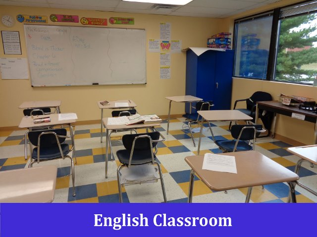 YIT's English Classroom